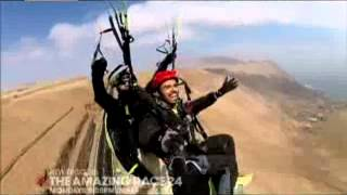 TV TRAILER THE AMAZING RACE seasons 24