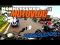 Persiguiendo unas Harley Davidson !!! | MONKEYSQUAD