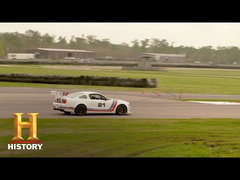 Big Easy Motors: Charles Has a Need For Speed | History