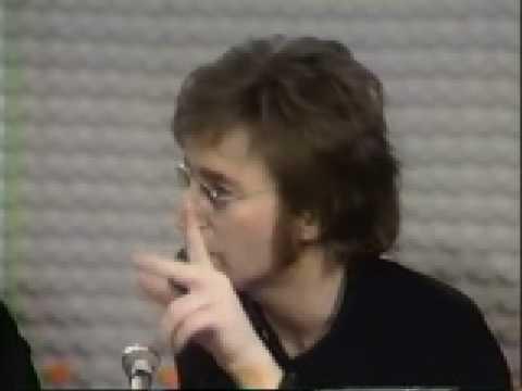 John Lennon Yoko interview Ralph Nader on Mike Douglas Excerpt 2
