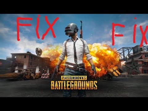 PUBG Starting battleEye service fix / easy quick fix/ how to fix *Working  2018