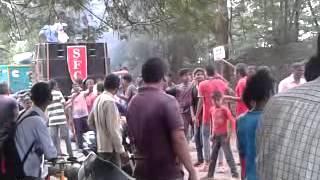 Roadshow At  Kolhapur With RD SOUND DJ AMAN