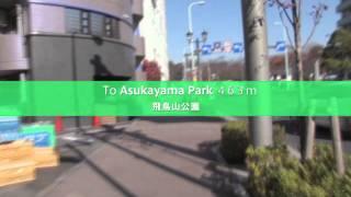 Asukayama Park (飛鳥山公園)
