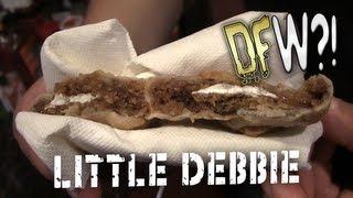 Deep Fried Little Debbie Treats