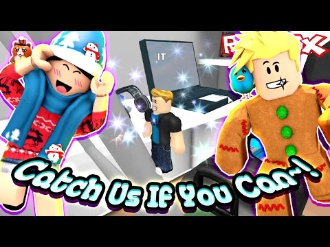 Catch Us If You Can~! - Roblox Hide and Seek Extreme with Gamer Chad - DOLLASTIC PLAYS!