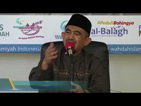 Wahdah Peduli Rohingya