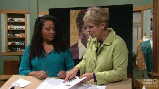 Sewing With Nancy - How to Sew Art, Part 1 thumbnail