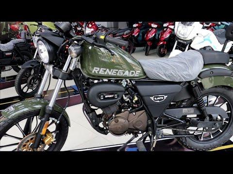 UM RANEGADE 150cc
