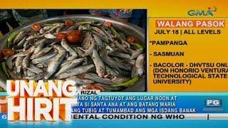 Unang Hirit: Masayang Ka-fish-tahan sa 8th Banak Festival sa Taytay, Rizal