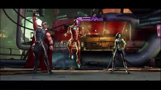 Marvel Avengers Alliance 2: PVP Tournament 1 Gameplay - Road to Vibranium