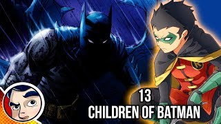 13 Children of Batman