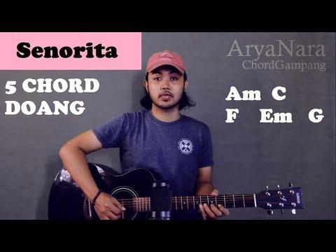 Senorita Chord Gitar