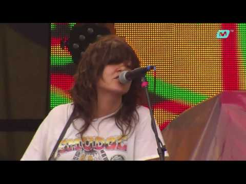Courtney Barnett en Chile | Festival Fauna Primavera 2016