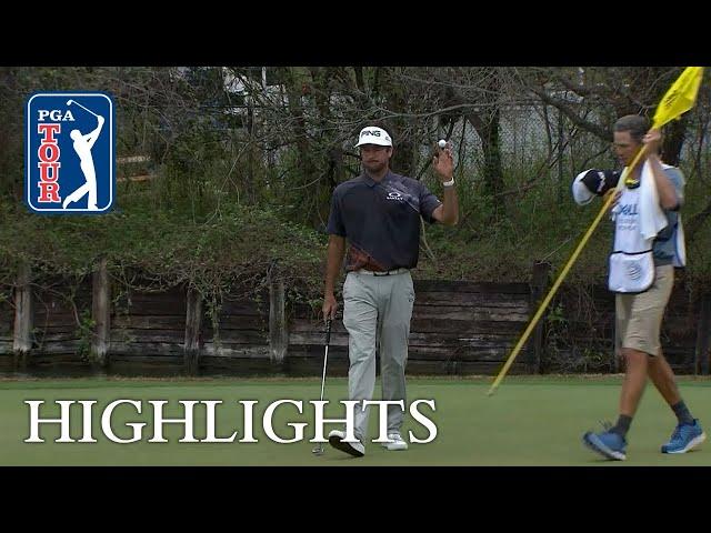 Bubba Watson's Highlights   Sunday   Dell Match Play