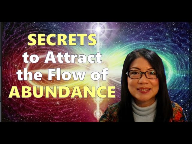 Secrets to Attract the Flow of Abundance || Abundance Manifestation Series (9)