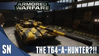 Armored Warfare - INTERVIEW, NEW GARAGE & RARE TANK!