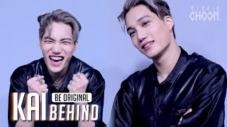 [BE ORIGINAL] KAI(카이) '음 (Mmmh)' (Behind) (ENG SUB)