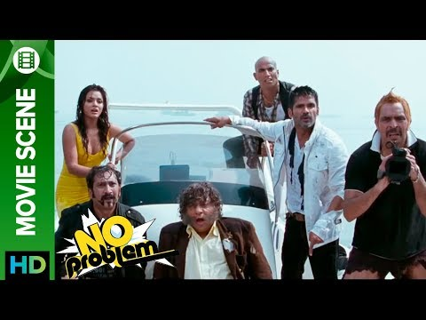 Suneil Shetty has his own funny gang