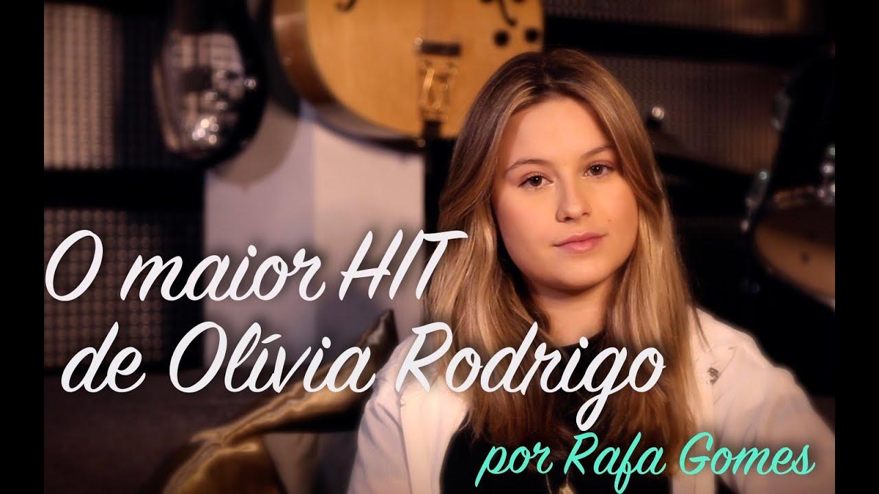 DRIVERS LICENSE – Olívia Rodrigo/RAFA GOMES – Cover