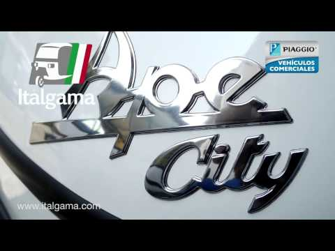 Piaggio Ape City 200 Italgama