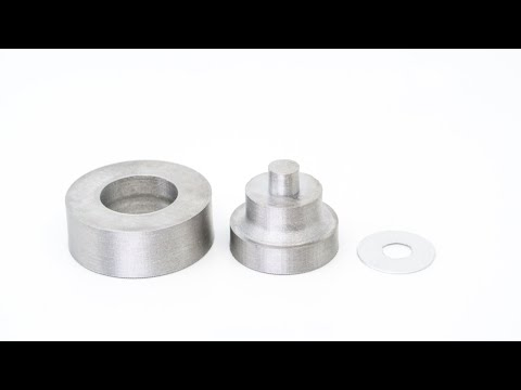 Fabricate Stamping Die Components with 3D Printing