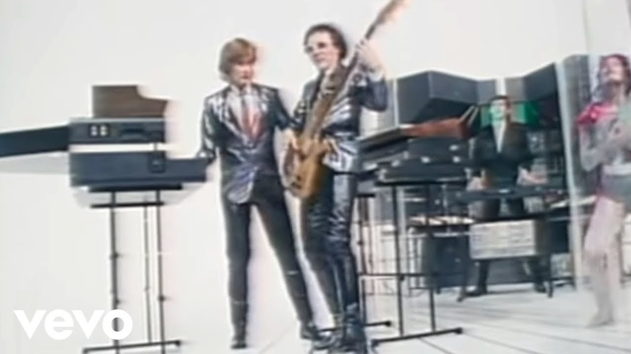 The Buggles Clean Clean - Living In The Plastic Age