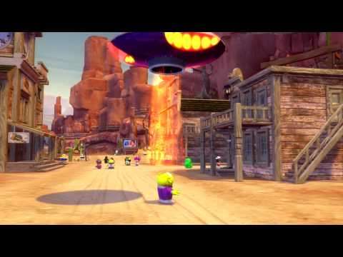 Toy Story 3: The Official Game TV Commercial [HD]