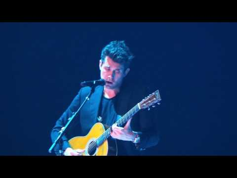 John Mayer emoji of a wave the forum 2017