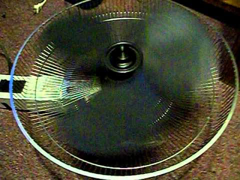 How To Fix A Slow Moving Fan