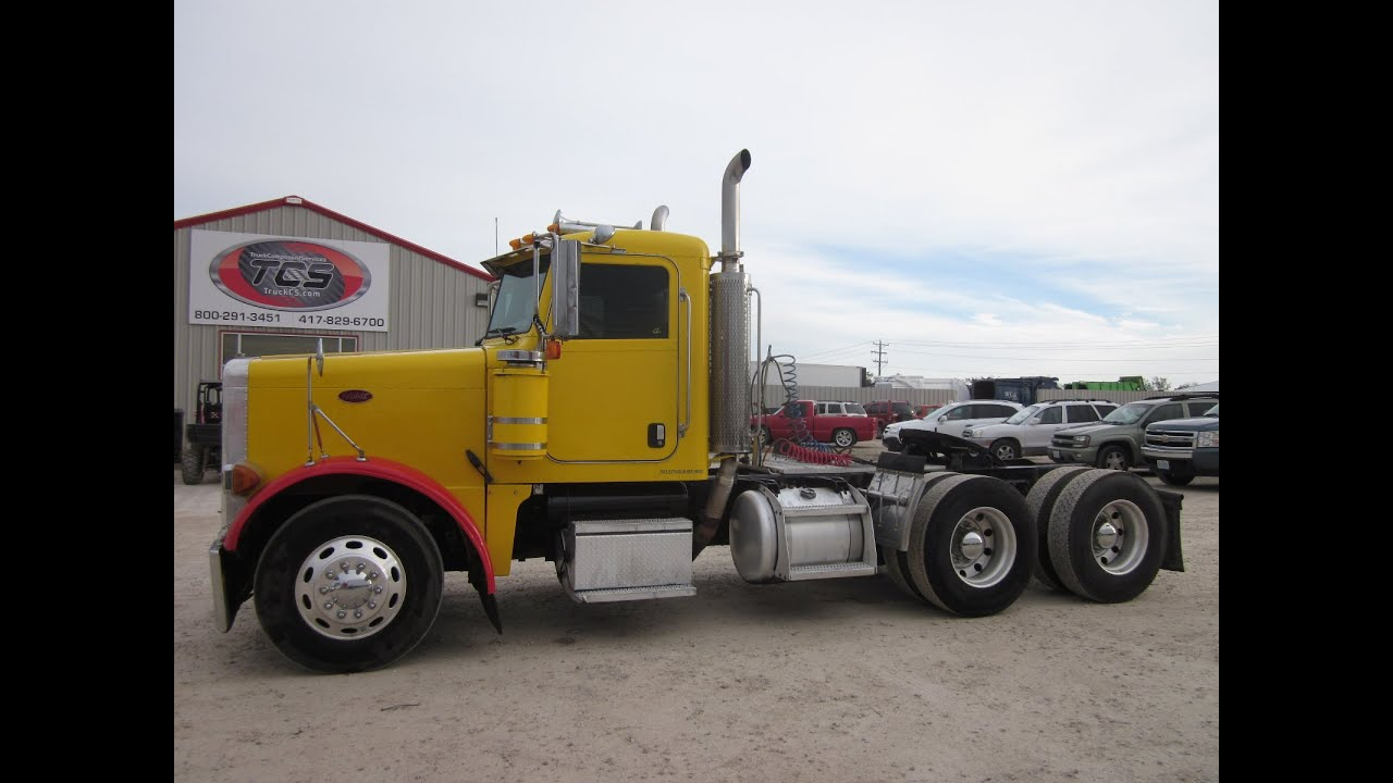 Peterbilt 379 Custom Daycab 2007 Peterbilt 379 Day...