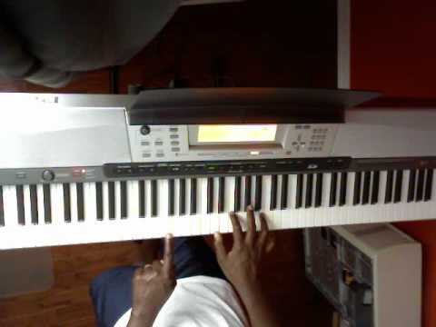 Falling In Love With Jesus Piano Tutorial Youtube