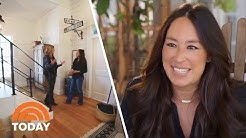 Fixer Upper Star Joanna Gaines Gives A Tour Of Her Family Farmhouse | TODAY