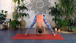 Yogapass med meditation - Hitta stillhet i samband med storhelg.
