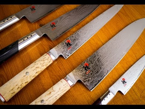 Miyabi Knives - Sharpest Knives in the World - Japanese Knife