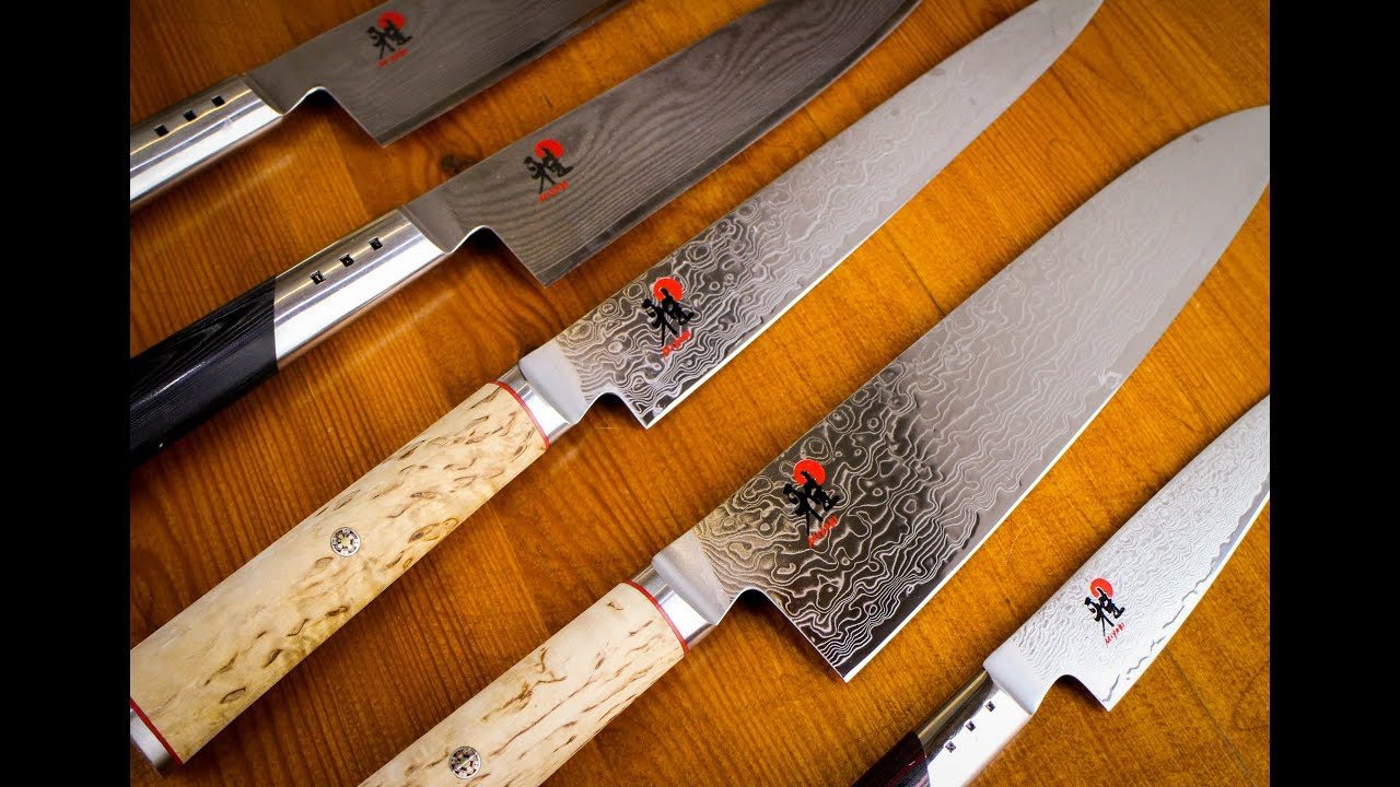 Uncategorized Best Kitchen Knives In The World miyabi knives sharpest in the world japanese knife youtube