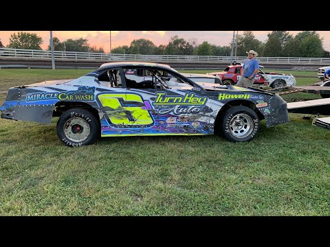 Stock Car Feature Southern Iowa Speedway Fall Challenge Night 1 9-20-19 part 1