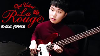 Red Velvet (레드벨벳) - 'La Rouge' Bass Cover / 베이스 커버 […