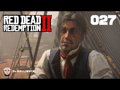 Red Dead Redemption 2 gameplay german #027 - Hof überfallen [XB1X] | Let's Play RDR 2