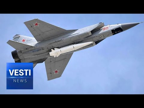 Putin Announces Russia's New Weapons Systems Already Operational: Kinzhal and Laser Defense Grid