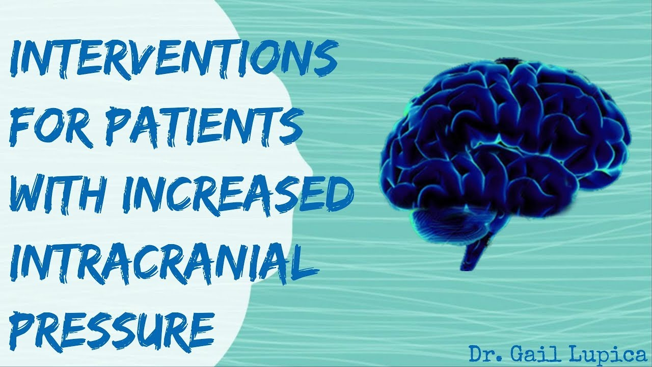 causes and consequences of increased intracranial pressure Tbi commonly leads to elevated intracranial pressure (icp), which can have catastrophic consequences icp reflects the pressure of the cranial contents—cerebrospinalfluid (csf), brain tissue, and blood.
