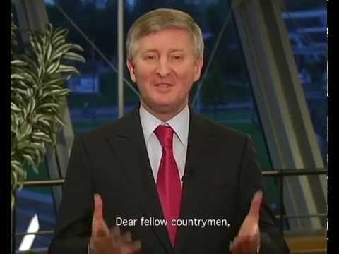 Emergency statement of Rinat Akhmetov on the situation in Donbass