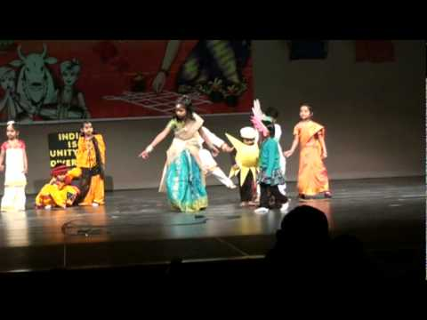 LTA 2012 Jyothika Kalatturu Dance