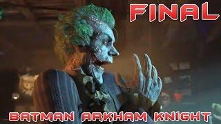 Batman Arkham Knight | Final de la campaña | Español Latino