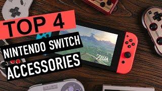 BEST 4: Nintendo Switch Accessories 2018