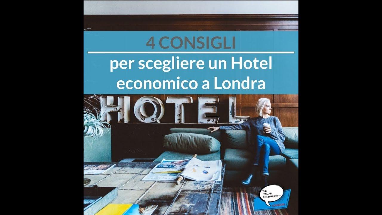 Hotel economici a Londra: dove dormire spendendo poco nel 2019