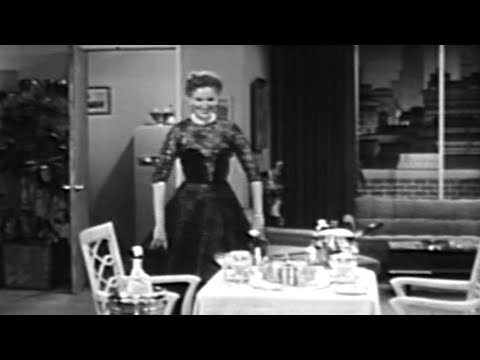 Make Room for Daddy, Season 1, Episode 5, 'Anniversary' 1953