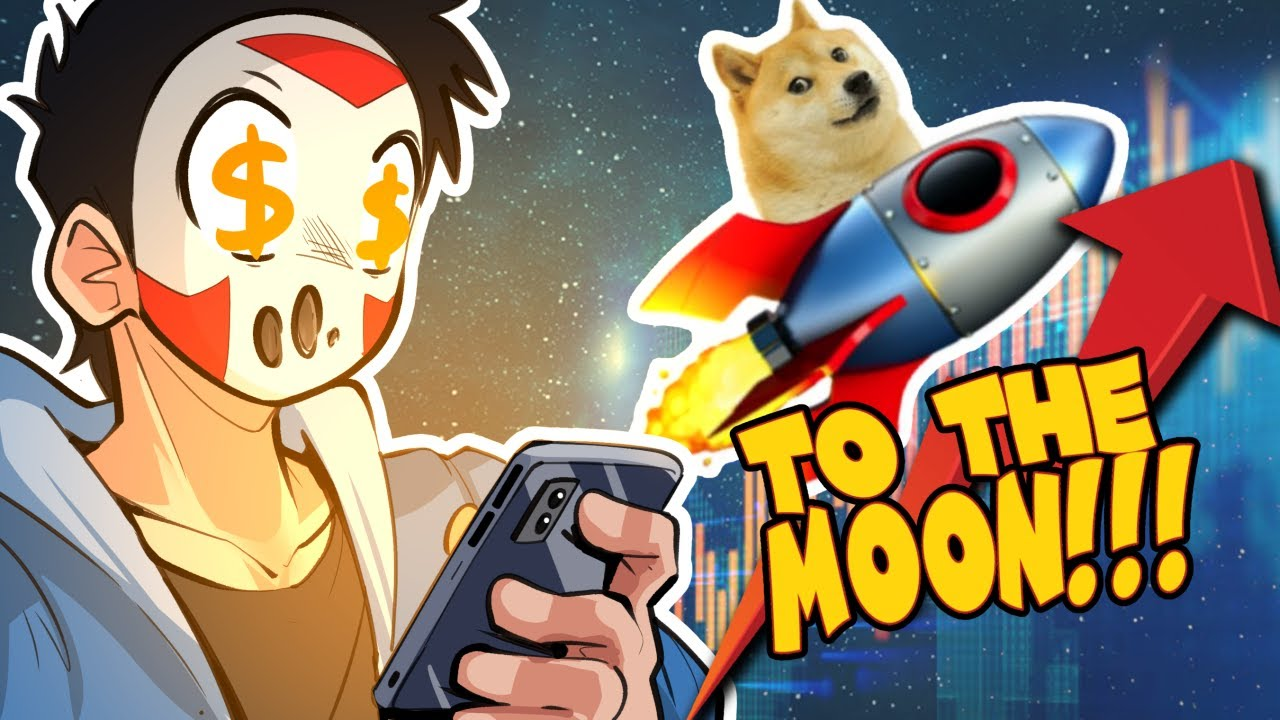 Garry's Mod Prop Hunt - DOGE TO THE MOON!!!!!
