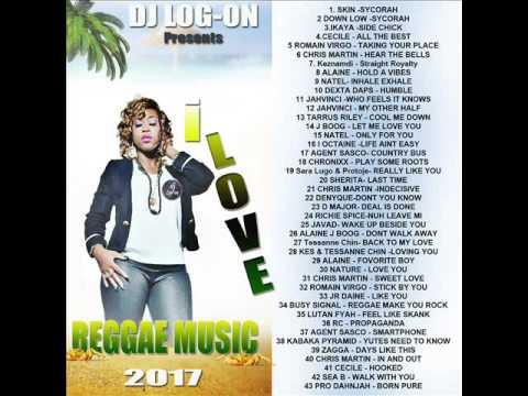DJ LOGON - REGGAE LOVERS ROCK 2017