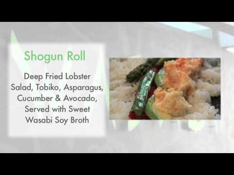 Shogun Roll | Wasabi Sushi Bar