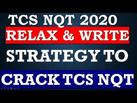 Repeat Final Touch TCS NQT 2020 Aptitude Mock Test !! 100% Must